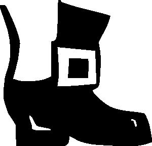 300x288 Clipart Shoes Tap
