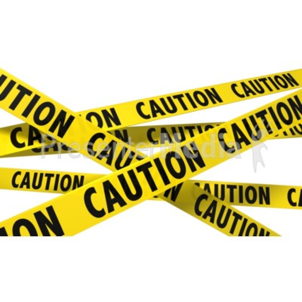 1024x1024 Custom Caution Tape Signs And Symbols Great Clipart Forfree
