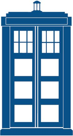 236x442 Tardis Decal Sticker Doctor Who Phone Booth By Seasidesandys