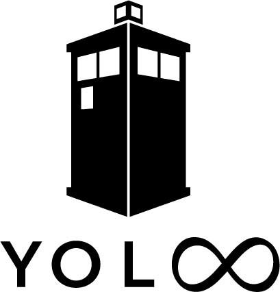 409x426 Yolinfinity Doctor Who Tardis Car Decal Iinky