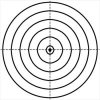 200x200 Free Targets Clipart