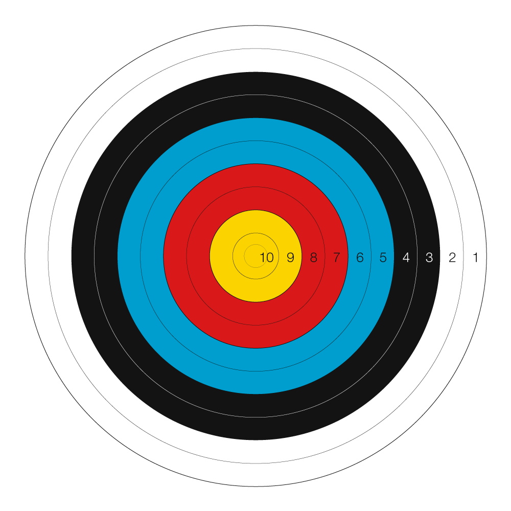 1000x1000 Target Archery World Archery