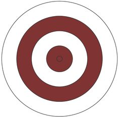 picture regarding Printable Archery Targets identify Aim Taking pictures Clipart No cost obtain excellent Aim Taking pictures