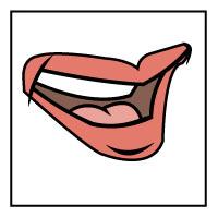 200x200 Tongue Clipart Sense Taste