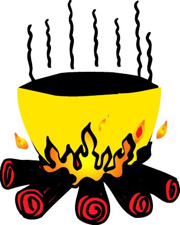 353x442 Cauldron Picture Free Download Clip Art