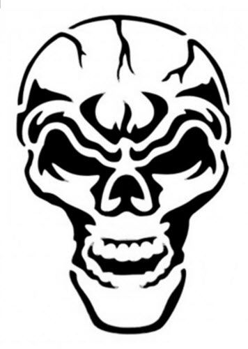 Tattoo Stencil Designs Clipart