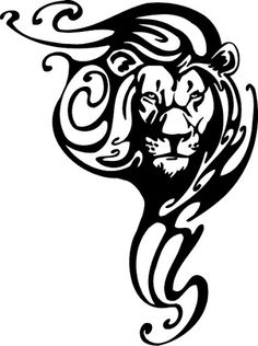 236x316 Tribal Tattoos Tribal Lion, Tattoo Stencils