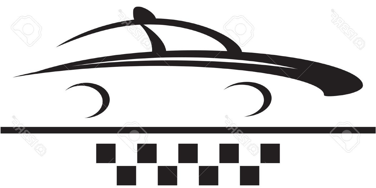 taxi clipart black and white free download best taxi. Black Bedroom Furniture Sets. Home Design Ideas