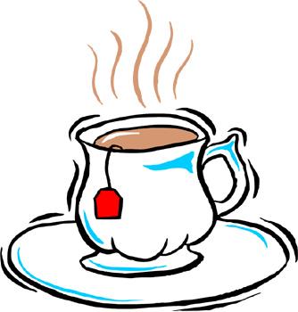 334x350 Tea Party Clipart British Tea