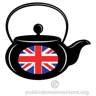 Tea Kettle Clipart