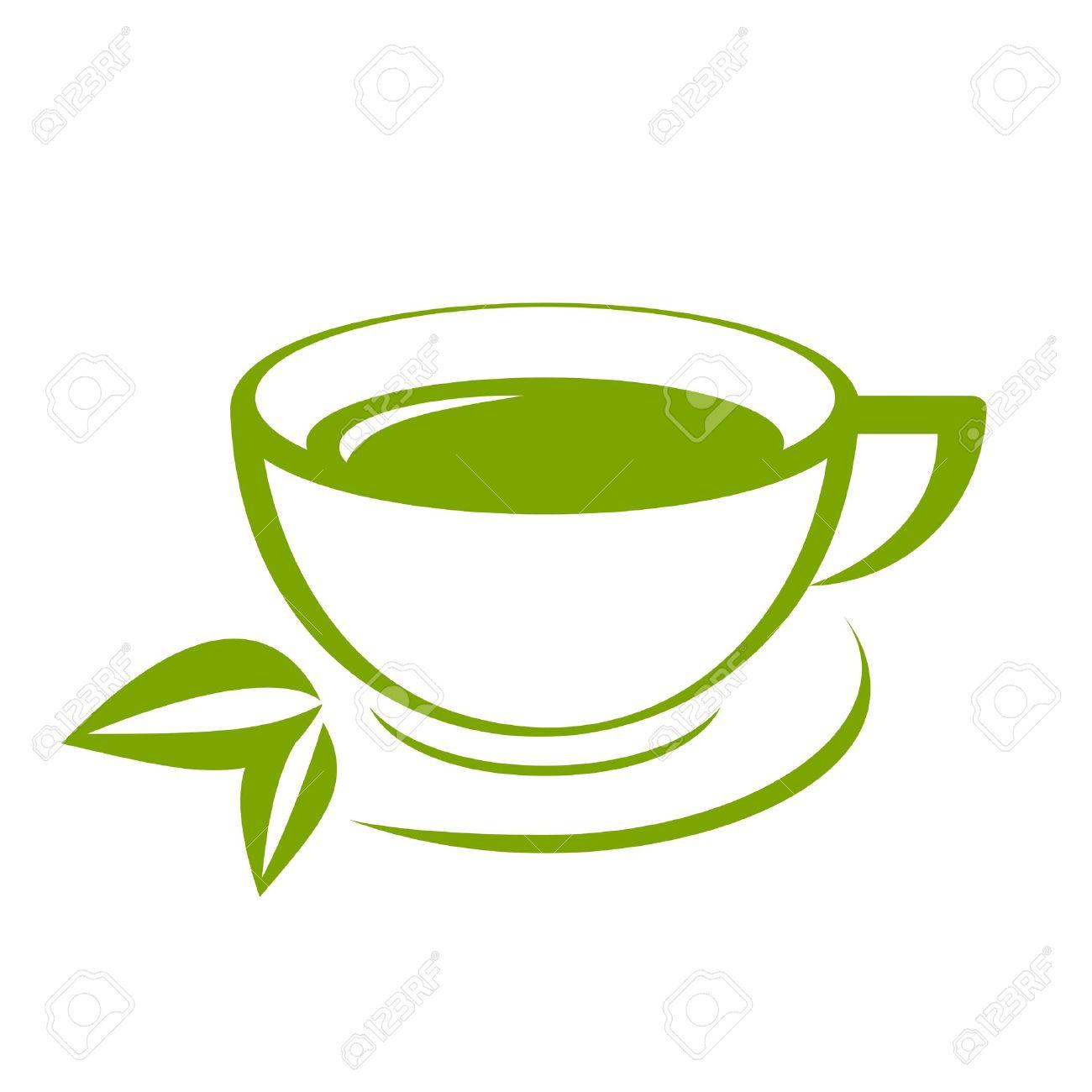 1300x1300 Tea Cup Clipart Tea Leaves