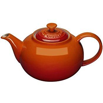 350x350 Le Creuset Stoneware Grand Teapot, 1.3 L