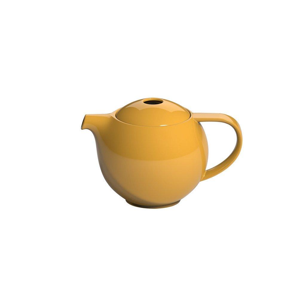 1024x1024 Pro Tea 600ml Teapot With Infuser Loveramics