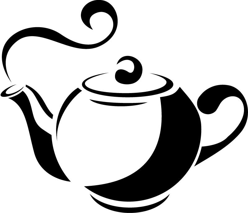 800x689 Steam Clipart Teapot