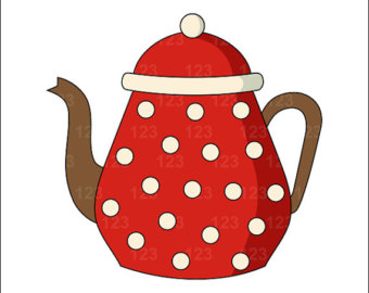 340x270 Teapot Clipart Kettle
