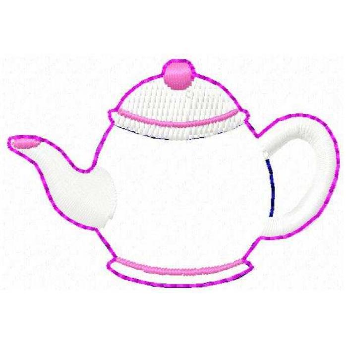 700x700 Teapot Tea Cup Clipart China Cps