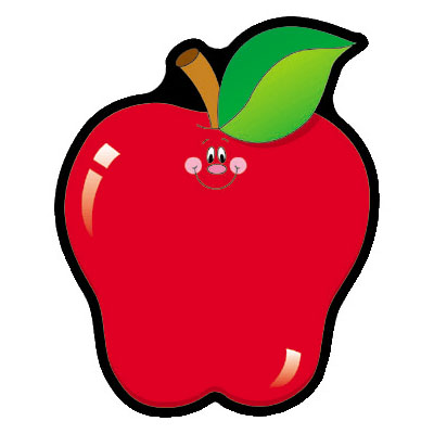 400x400 Best Teacher Apple Clipart