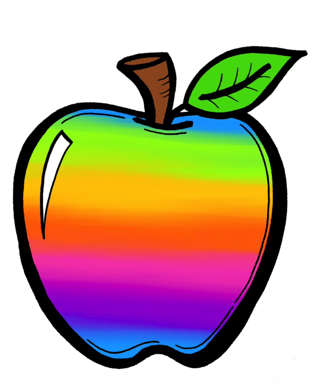 1050x1274 Teacher Apple Clip Art