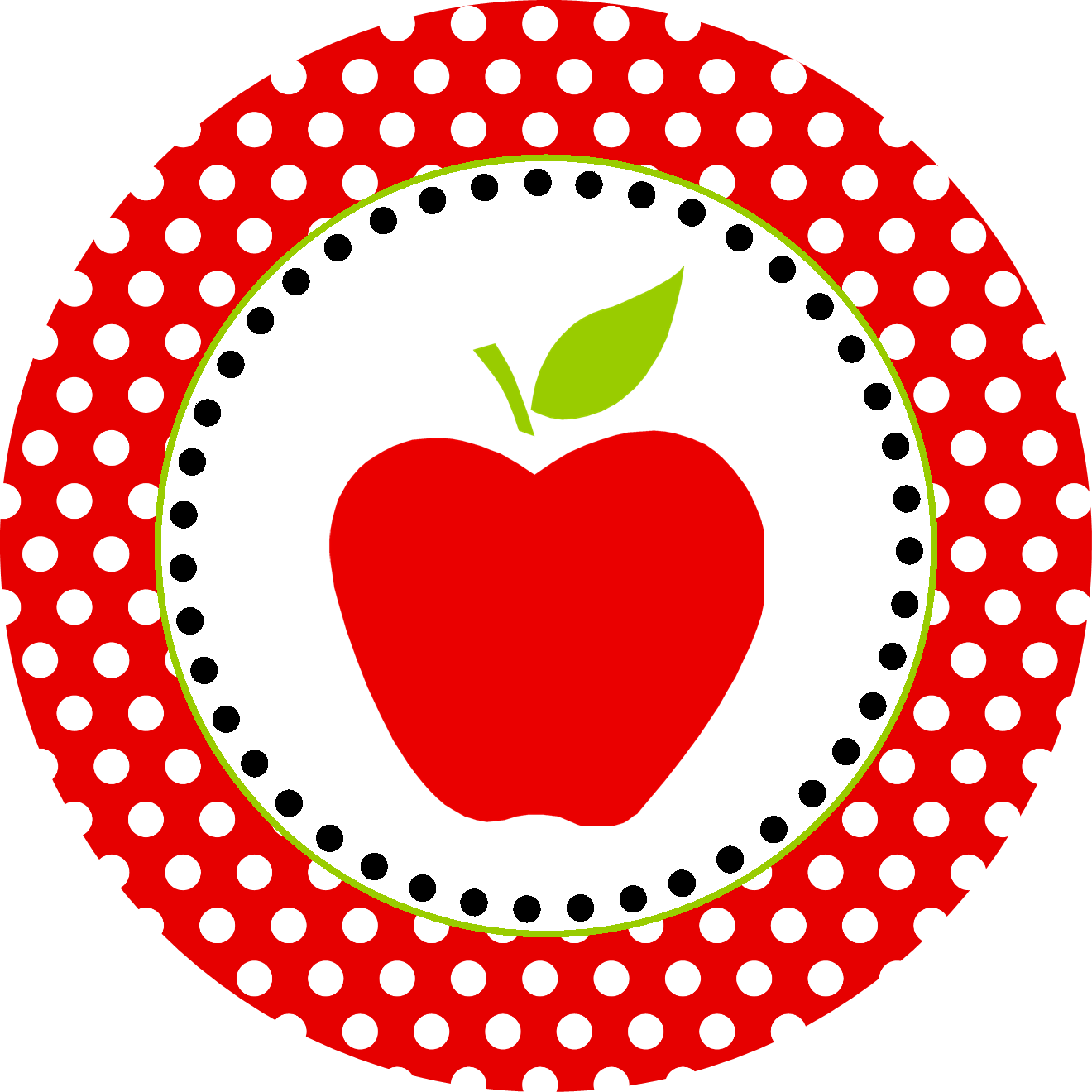 1320x1320 Teacher Apple Clipart Biezumd