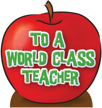 400x422 Teacher appreciation clipart clipart