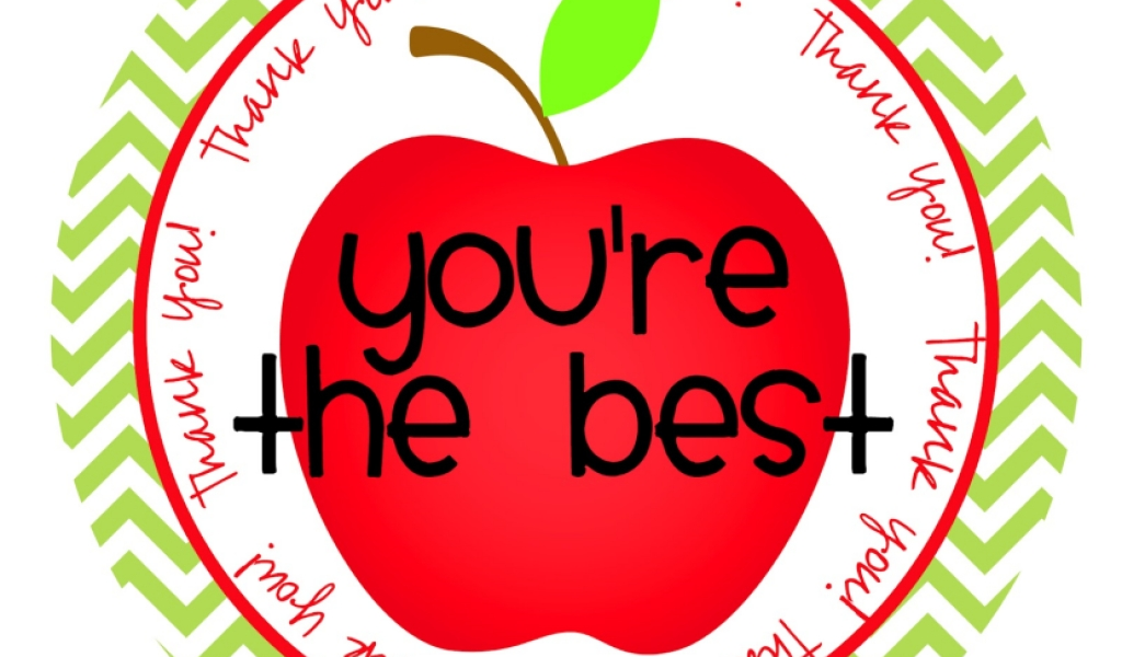 1024x600 Teacher appreciation teacher ever clipart
