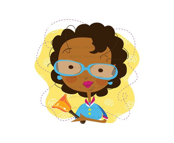 570x470 Africa Clipart Teacher