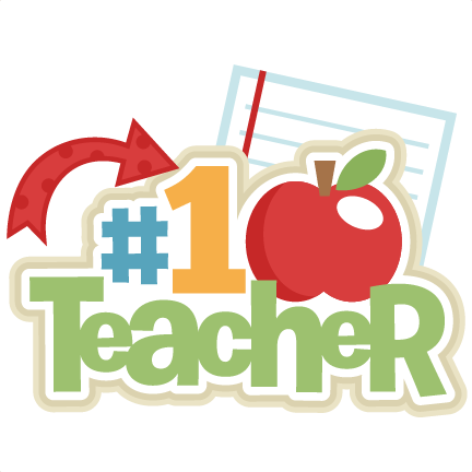 Teacher Appreciation Week Clipart