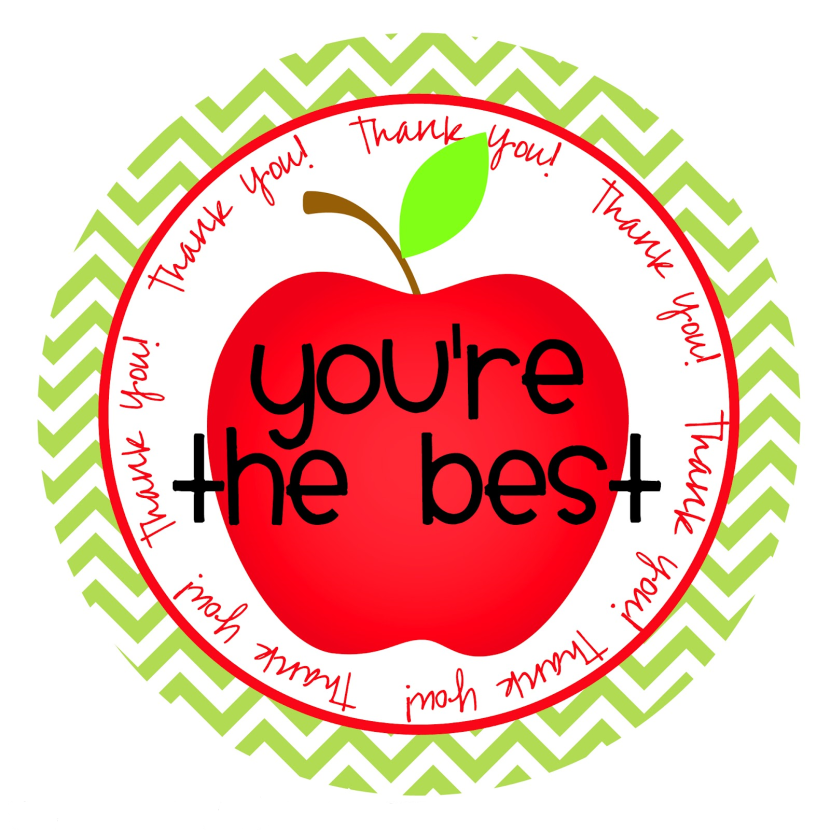 830x830 Best Teacher Appreciation Clip Art