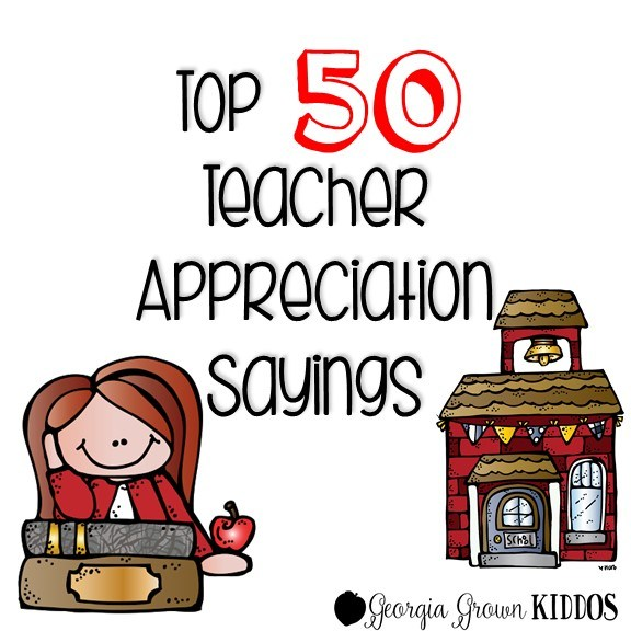 576x576 50 Teacher Appreciation Gift Ideas