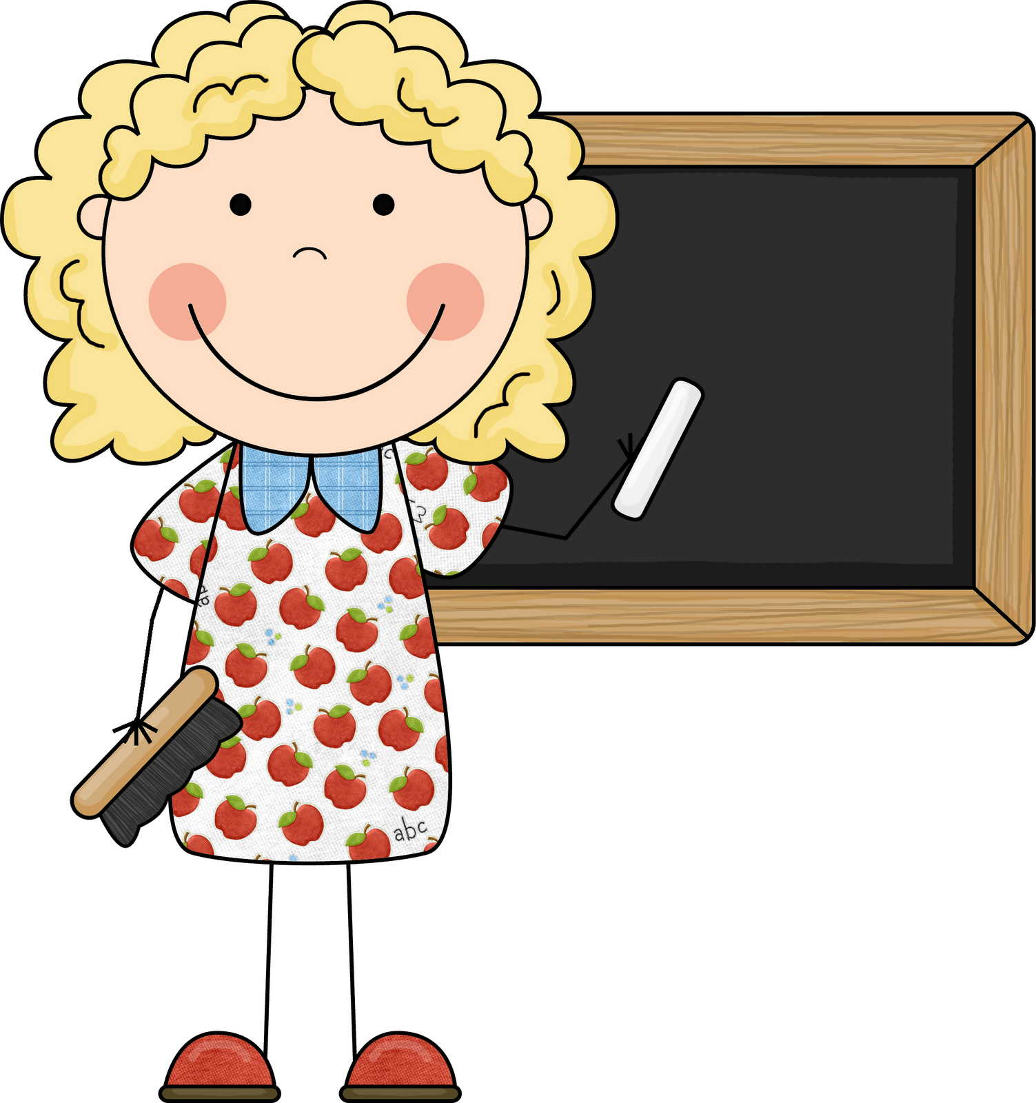 Teacher Assistant Clipart