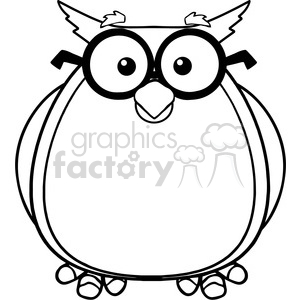 300x300 Royalty Free Royalty Free Rf Clipart Illustration Black And White