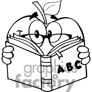 300x300 Teacher Reading Clip Art Black And White Clipart Panda
