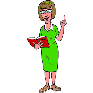300x300 English Teacher Clipart Female Free Images