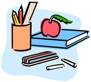 381x343 Teacher School Clipart