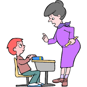 300x300 Teacher Clip Art