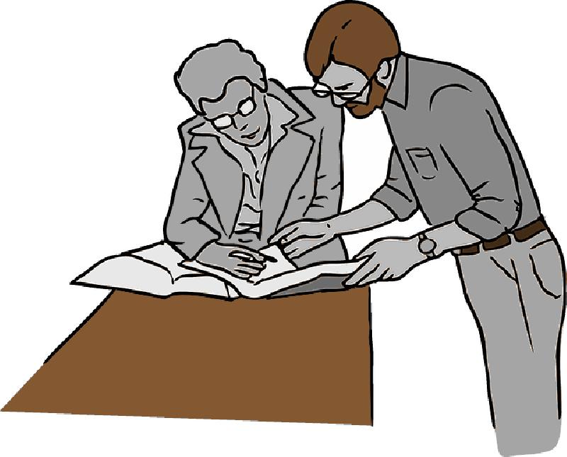 800x645 Teacher, Drawing, Desk, Meeting, Plan, Engineer