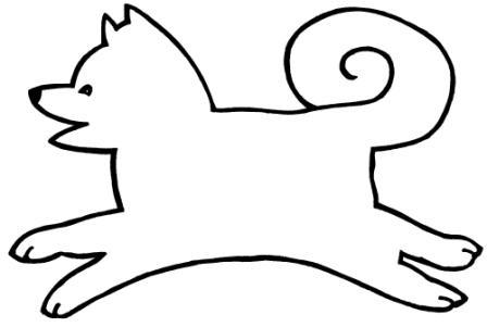 448x301 Sled Dog Drawing 2007 2018 Iditarod Teacher On The Heidi