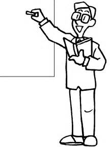216x288 teacher clipart to color