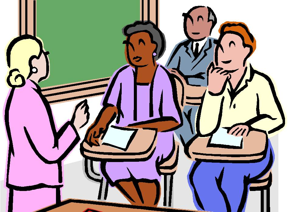 950x696 School Meeting Clipart 4