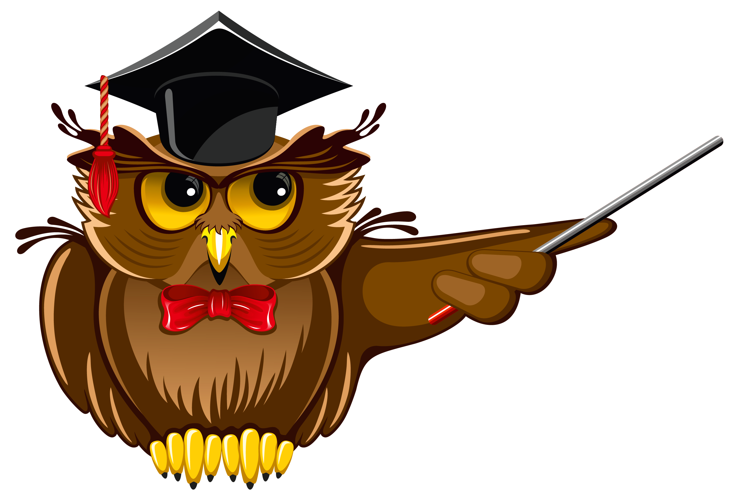 2878x1953 Owl Teacher Png Clipartu200b Gallery Yopriceville