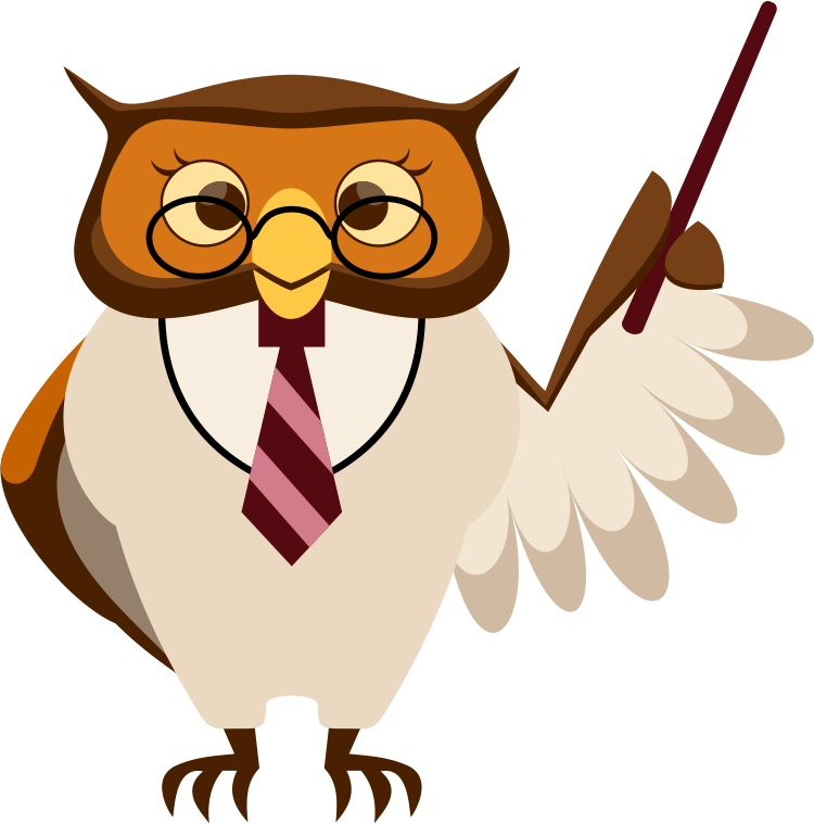 750x759 Owl Clipart Teacher