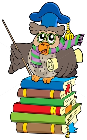 282x450 Teacher Owl Clip Art Cutcaster Photo 100361044 Owl Teacher