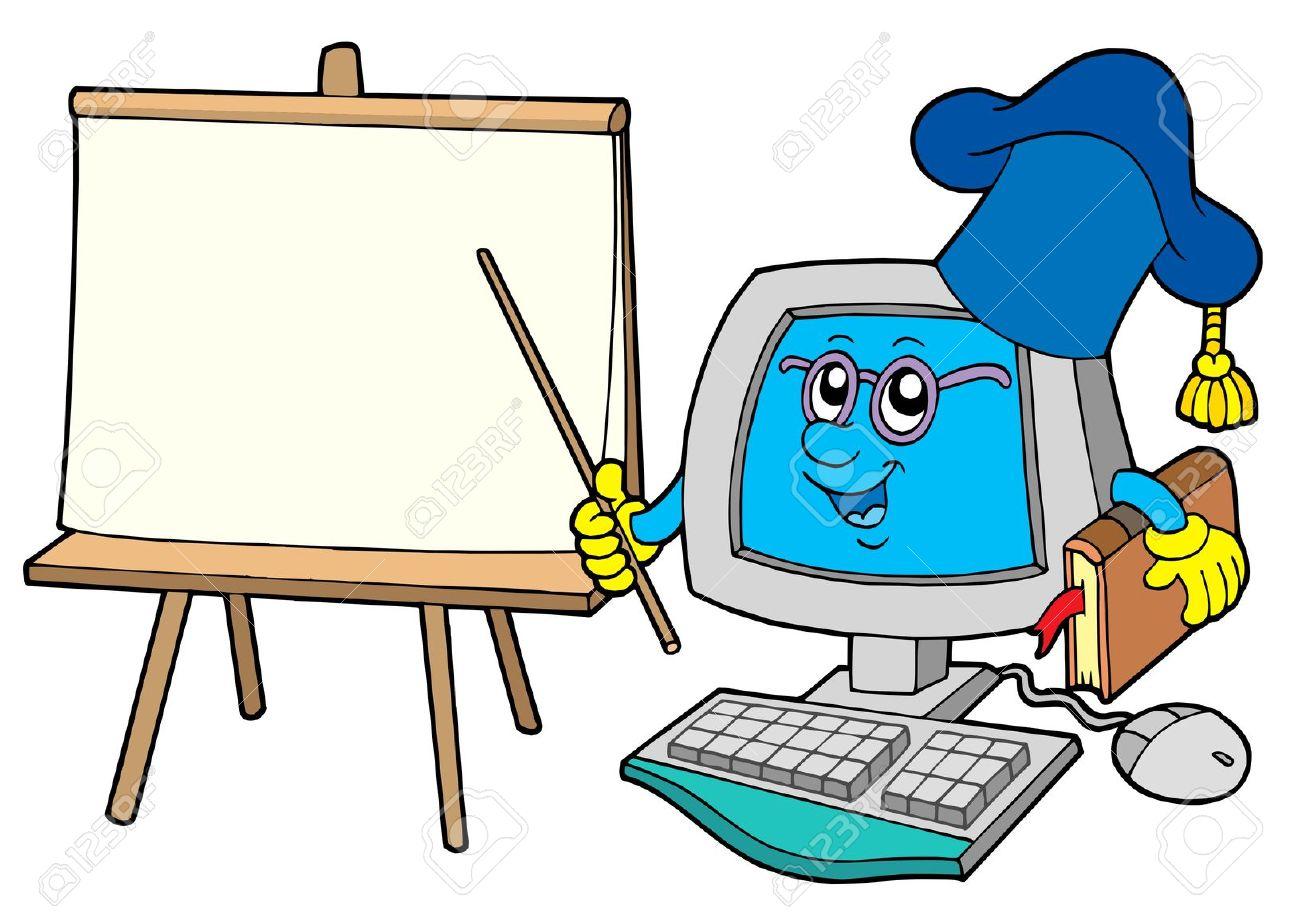 1300x917 Computer Teacher Clipart – 101 Clip Art