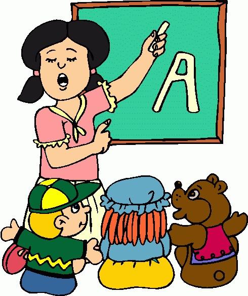 490x584 Teacher Clipart