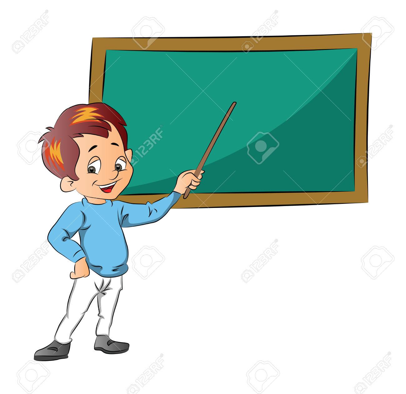 1300x1262 Boy Teacher Clipart