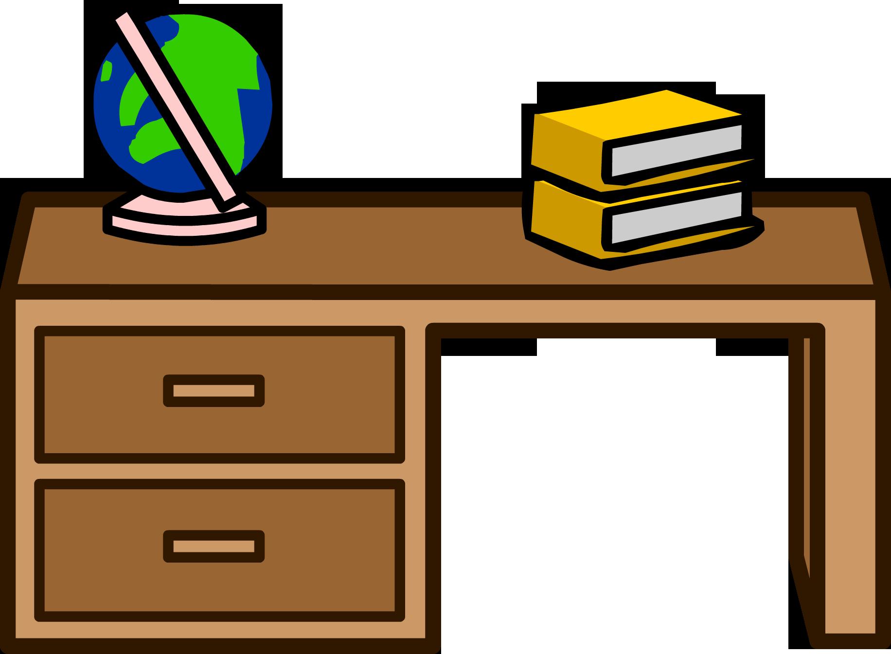 1832x1345 Student Desk Club Penguin Wiki FANDOM Powered By Wikia