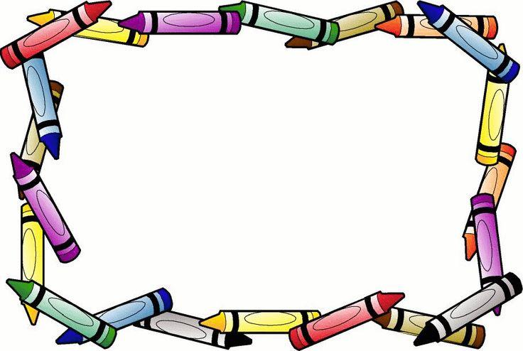 736x494 Clip Art Borders For Teachers