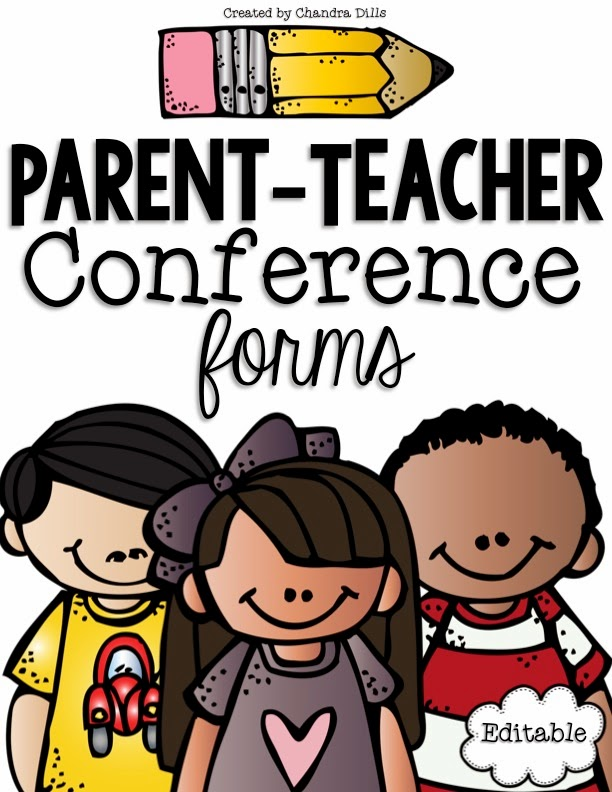 612x792 Parent Teacher Conference Clipart