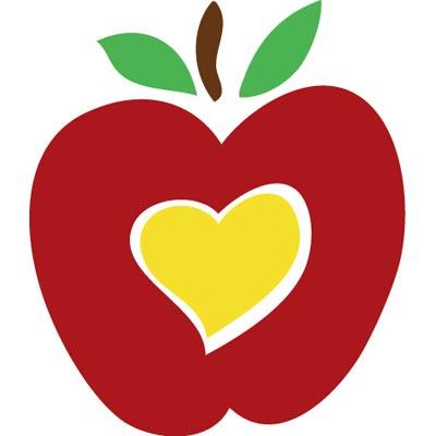 400x400 Apple Clipart Cute Teacher