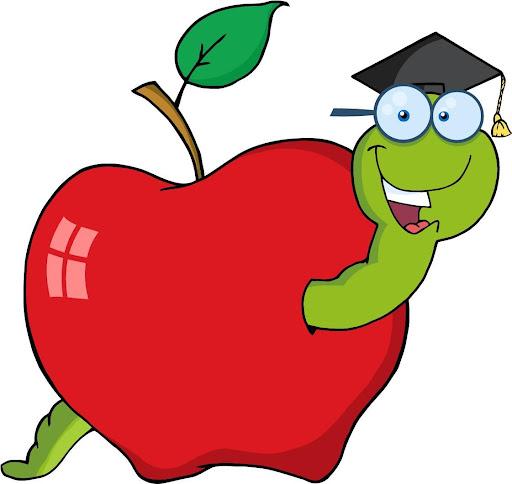 512x484 Apple Clipart Teacher'S